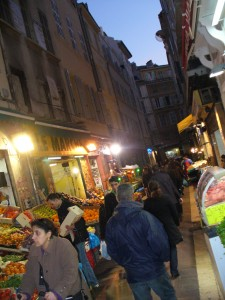 Noailles daily market.